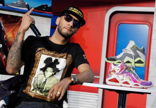 Reebok Announces Partnership With Swizz Beatz At Project