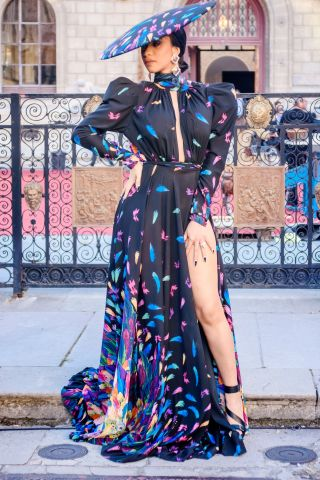 Paris Fashion Week Spring/Summer 2019 - ETAM - Arrivals