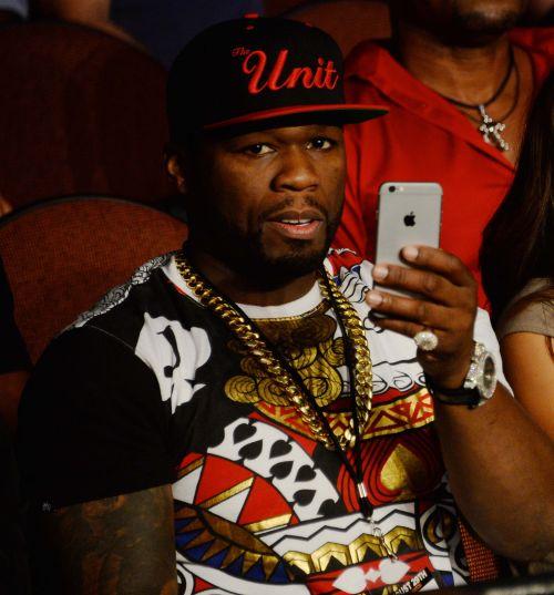 50 Cent, iPhone