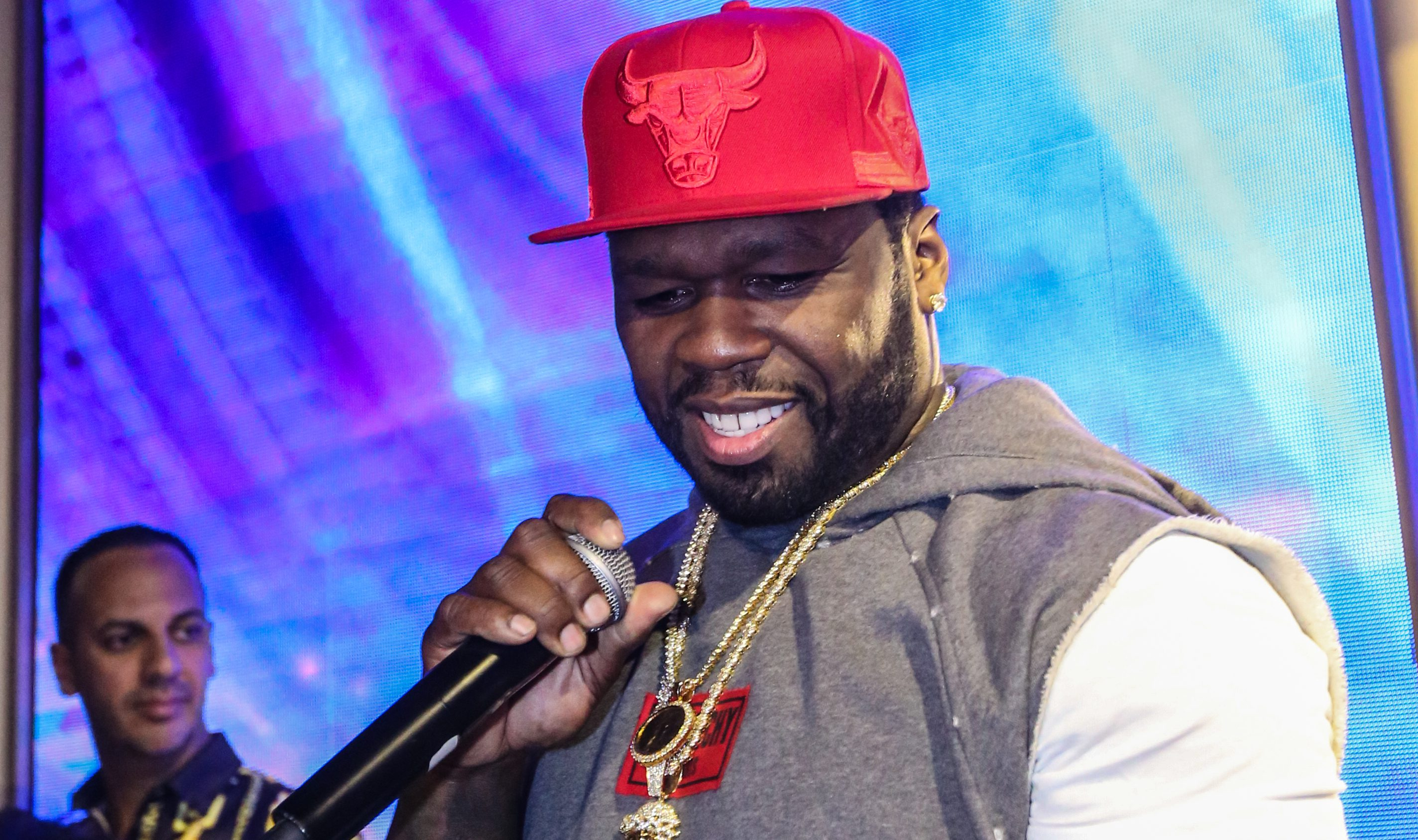 50 Cent Hosts ORA