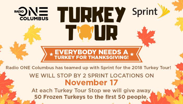 Sprint Turkey Tour Columbus 2018