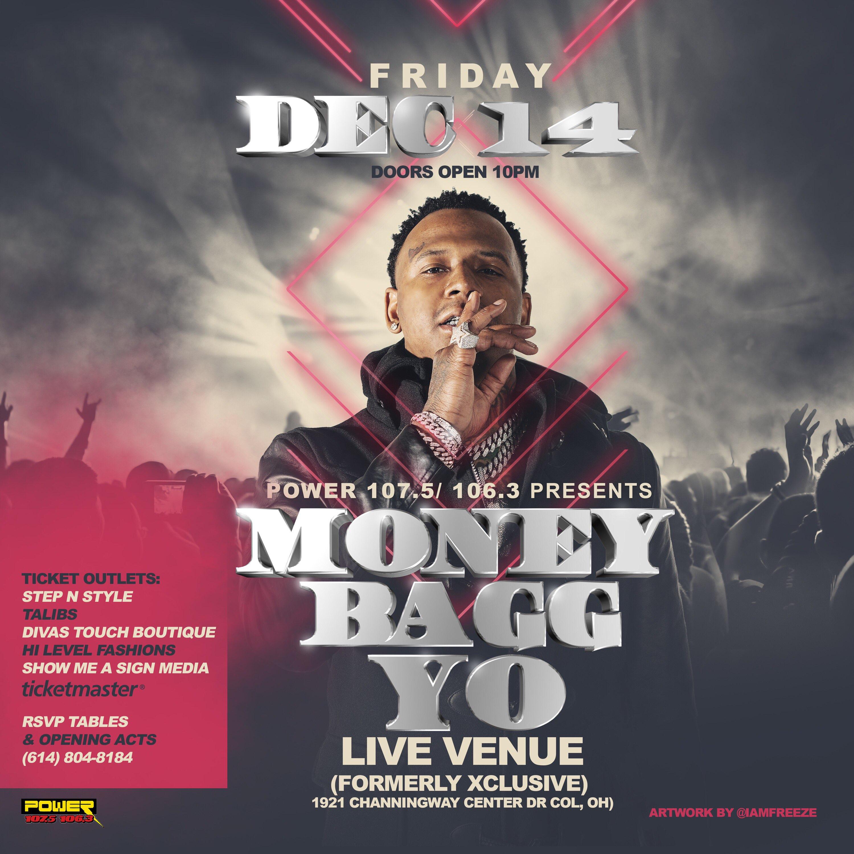 Money Bagg Yo Live