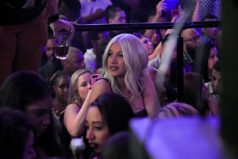 Cardi B & Migos at Drai's Nightclub 14