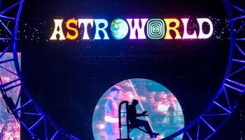 Astroworld Festival -- Travis Scott