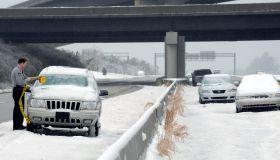 Major Winter Storm Cripples North Carolina