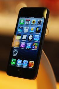 Jonah Lomu Attends iPhone 5 Telecom Launch