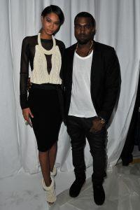 Givenchy: Front Row - Paris Fashion Week Spring / Summer 2012