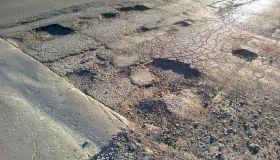 Indy Potholes