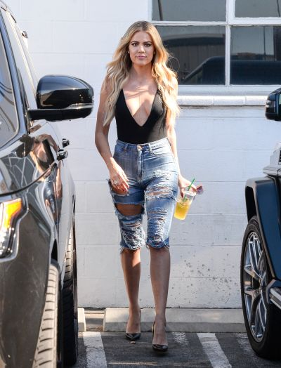 Celebrity Sightings In Los Angeles - July 21, 2016
