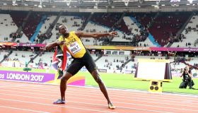 Usain Bolt loses championship in his final competition