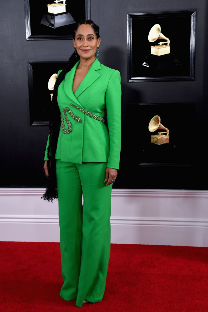Tracee Ellis Ross at 61st Annual GRAMMY Awards
