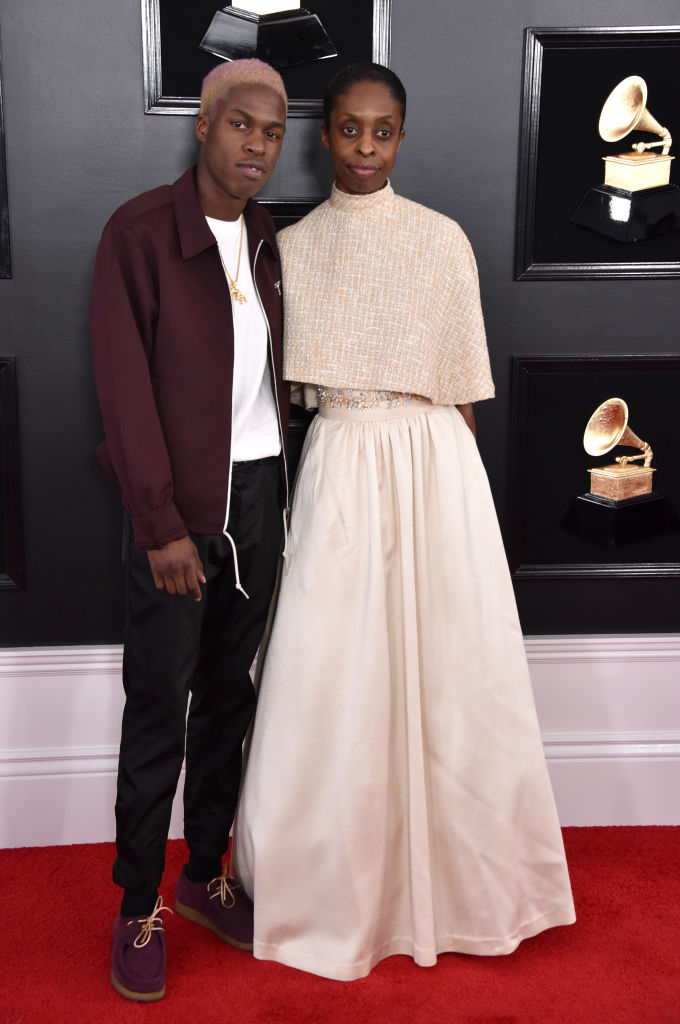 Daniel Caesar at 61st Annual GRAMMY Awards