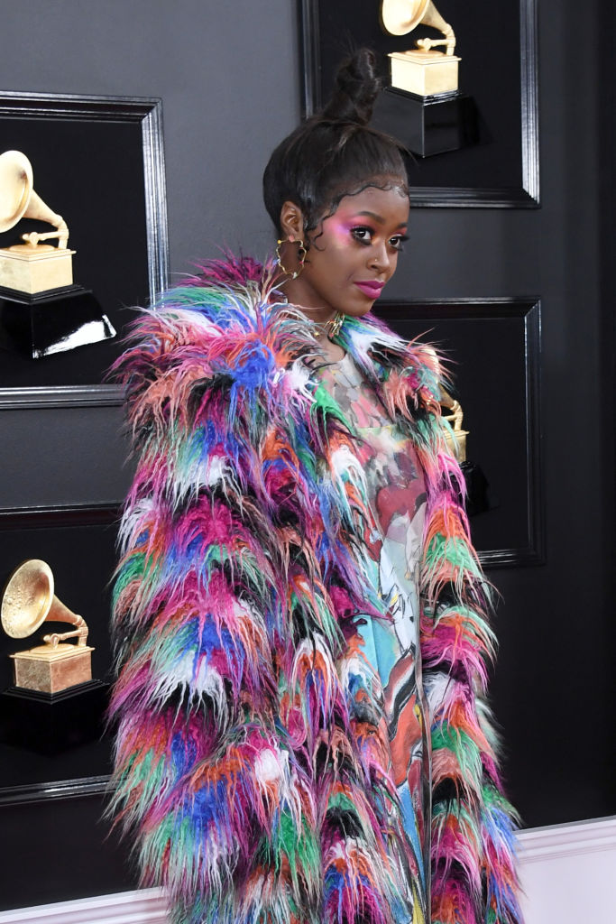 Tierra Whack at 61st Annual GRAMMY Awards