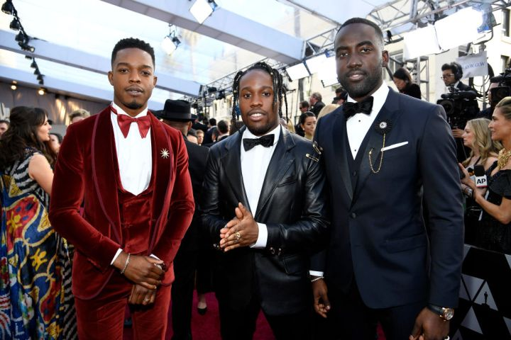 Black Hollywood at the 91st Annual Academy Awards Oscars