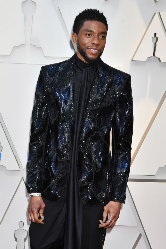 Chadwick Boseman: The Top 11 Men Looking Like a Snack at the 2019 Oscars