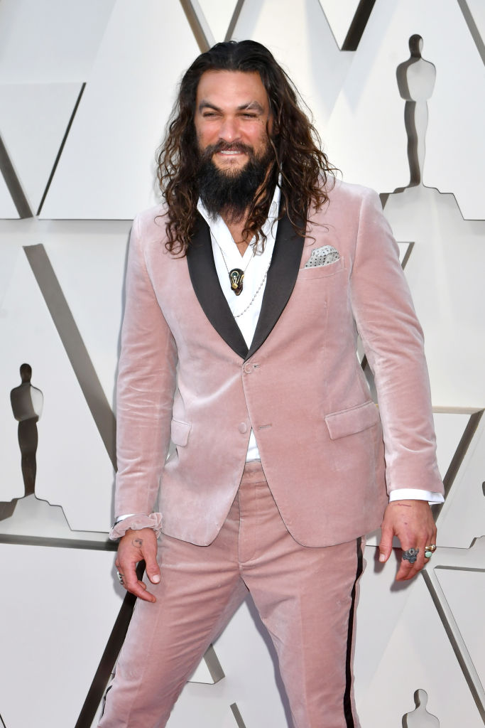Jason Moma: The Top 11 Men Looking Like a Snack at the 2019 Oscars