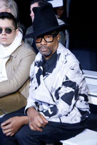Lanyu - Front Row - February 2019 - New York Fashion Week: The Shows
