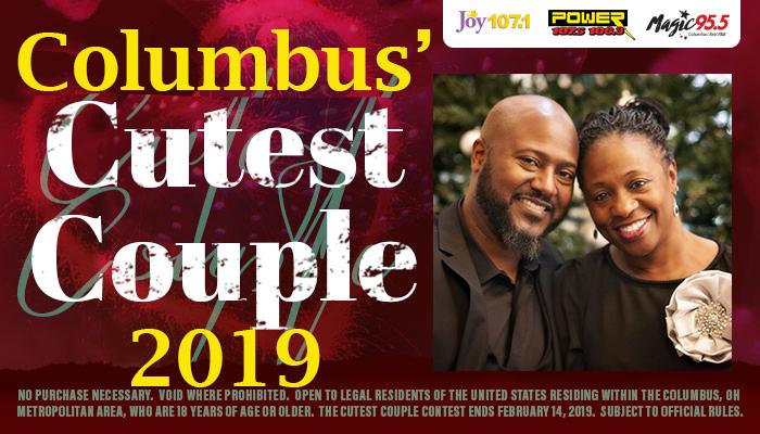 Columbus Cutest Couple Winner 2019