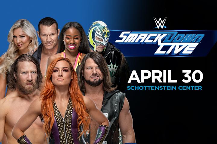WWE Smack Down Live