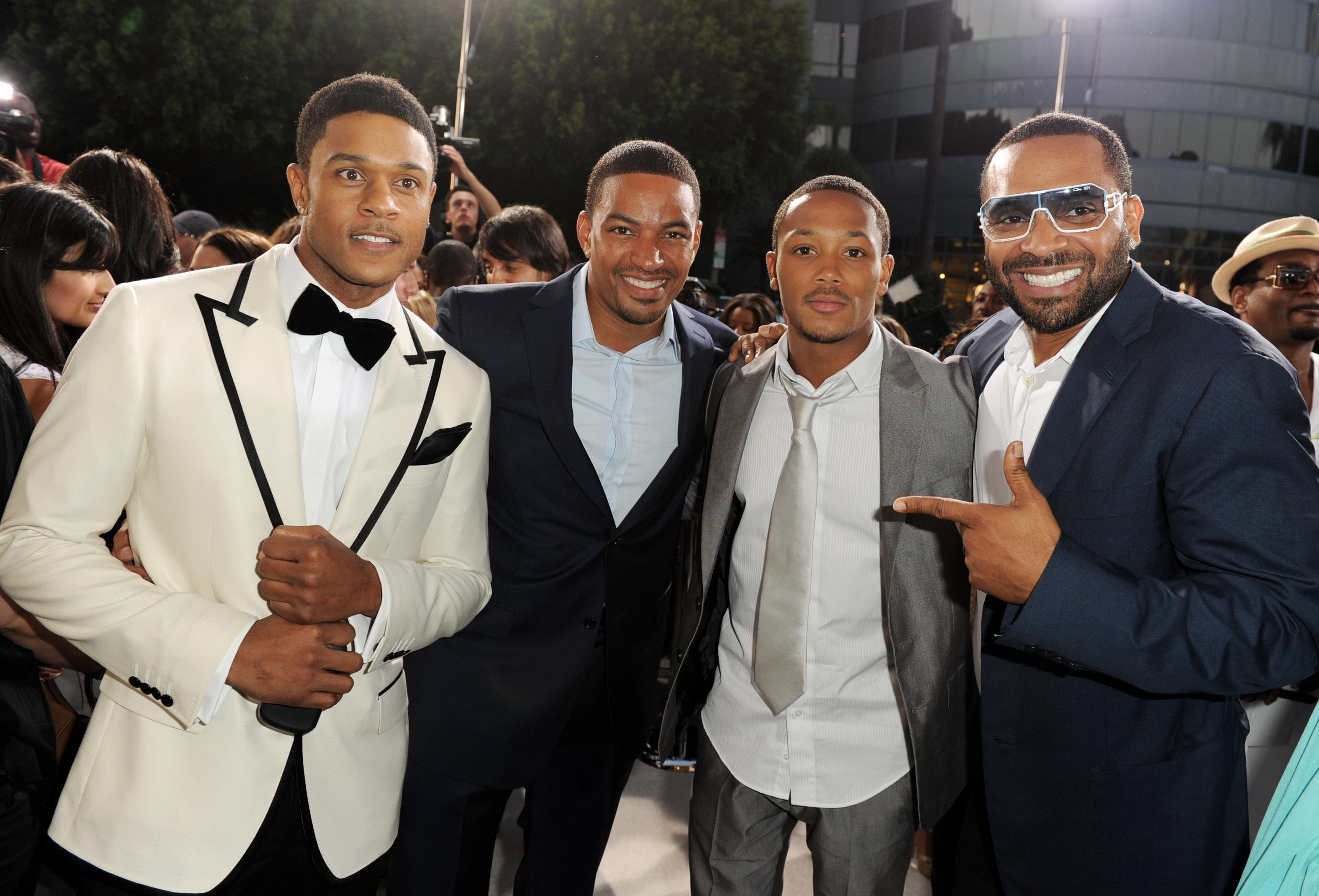 Premiere of TriStar Pictures' 'Jumping The Broom' - Red Carpet