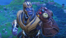 Thanos In Fortnite