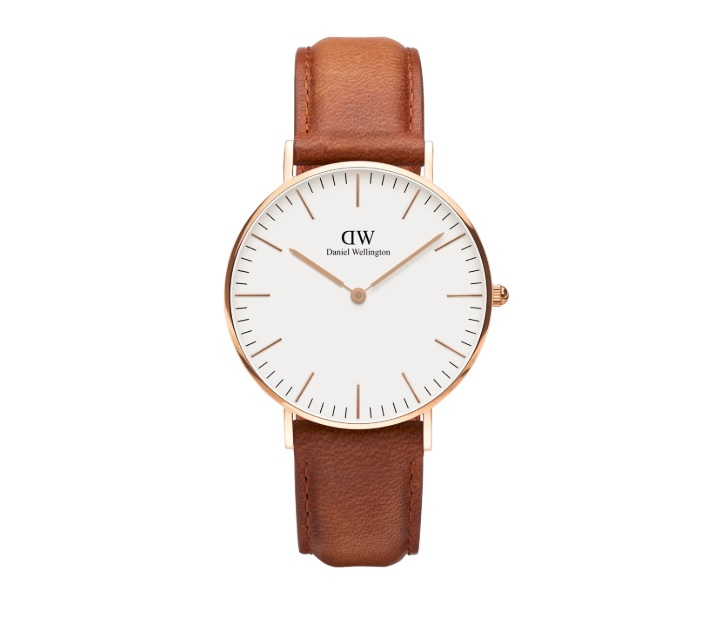 Daniel Wellington 36mm Classic Durham Watch