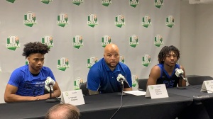 South High Post Game Press Conference