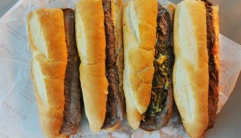 Philadelphia Cheese Steaks