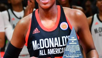 McDonalds High School All-American Girls Game