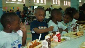 Cafeteria at Summer School