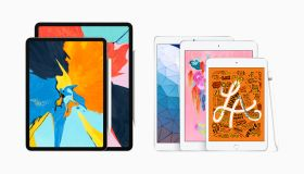 All-new iPad Air and iPad mini