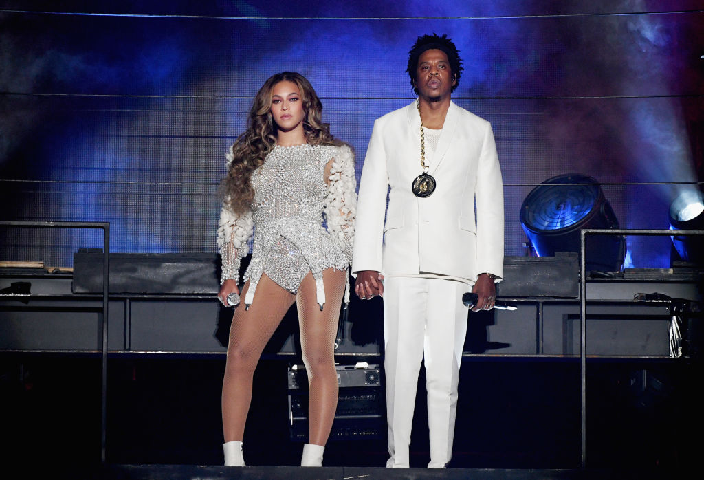 Beyonce And Jay-Z 'On The Run II' Tour - Los Angeles