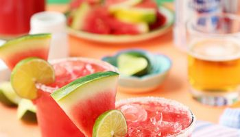 Watermelon Texas Margarita Recipe
