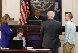 Former North Charleston Police Officer Michael Slager Murder Trial