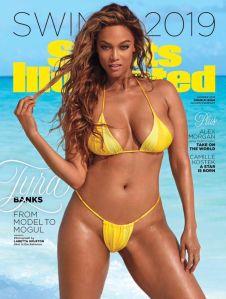 Tyra Banks Sports Illustrated 2019