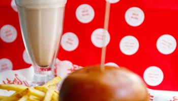 Ed's Diner launches chilli and chocolate aphrodisiac milkshake