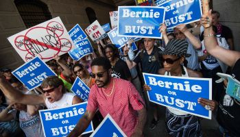 US-VOTE-DEMOCRATS-CONVENTION-PROTEST