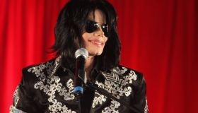 Michael Jackson Announces Plans For Summer Residency At The O2 Arena