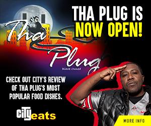 City Eats - Tha Plug