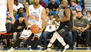 Monster Energy $50K Charity Challenge Celebrity Basketball Game