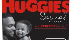 Huggies campaign
