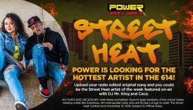Street Heat UGC Contest_RD Columbus WCKX_July 2019