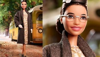 Rosa Parks Barbie Doll