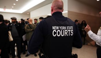 NYPD Officer Indicted On Shooting Unarmed Man In Brooklyn Stairwell