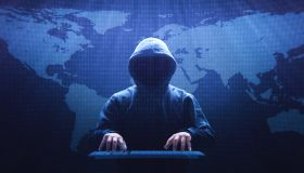 Anonymous Computer Hacker