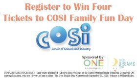 COSI Family Fun Day