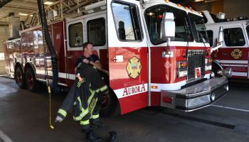 Firefighters high volume of overtime hours