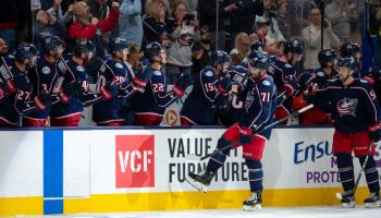 NHL: OCT 07 Sabres at Blue Jackets