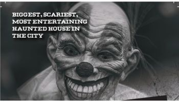 Jigsaw Haunted Asylum