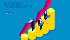 Business finance team development and growth